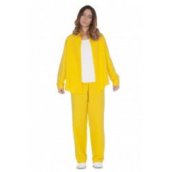 Kostým Vězeňkyně žlutá