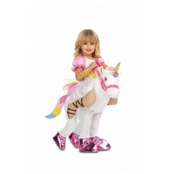 Dětský kostým Princezna na jednorožci