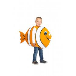 Dětský kostým Ryba oranžová