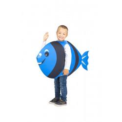 Dětský kostým Ryba modrá