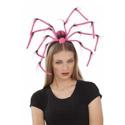 Čelenka Pavouk růžový