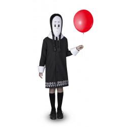 Dětský kostým Vednesday Addams