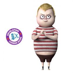 Dětský kostým Pugsley Addams