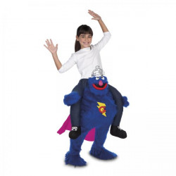 Dětský kostým Grover únosce