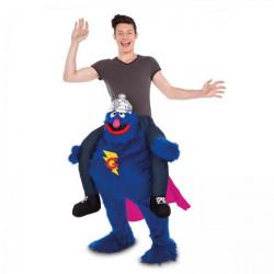 Kostým Grover únosce