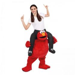 Kostým Elmo únosce