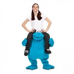 Kostým Cookie Monster únosce
