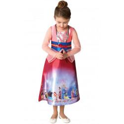Dětský kostým Mulan