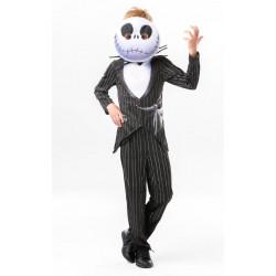 Dětský kostým Jack Skellington