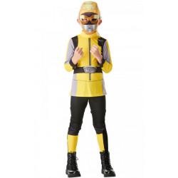 Dětský kostým Yellow Beast Morpher