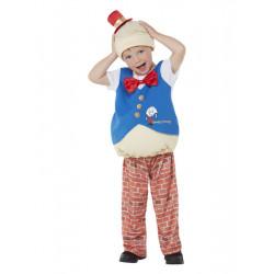 Dětský kostým Humpty Dumpty