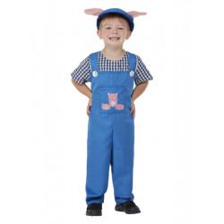 Dětský kostým Venkovské prasátko