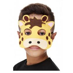 Dětská škraboška Žirafa