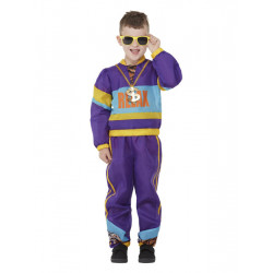 Dětský kostým 80.léta Relax
