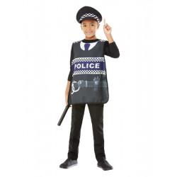 Dětská sada Policie