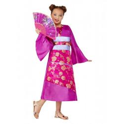 Dětský kostým Geisha