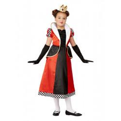 Dětský kostým Srdcová královna
