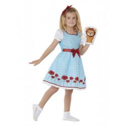 Dětský kostým Country girl