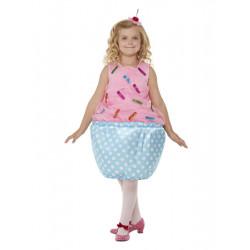 Dětský kostým Cupcake