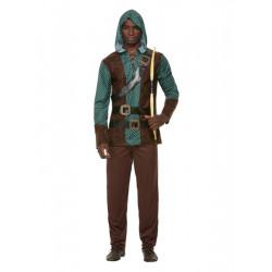 Kostým Lesní bojovník