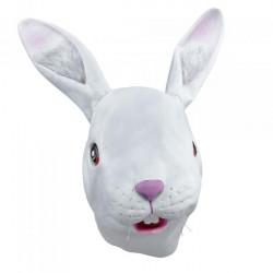 Maska Bílý králík