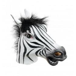 Maska Zebra