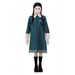 Dětský kostým Wednesday Addams Family