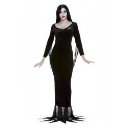 Kostým Morticia Addams Family