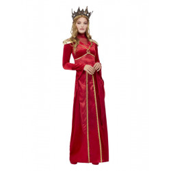 Kostým Červená královna