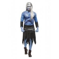 Kostým Zimní zombie válečník