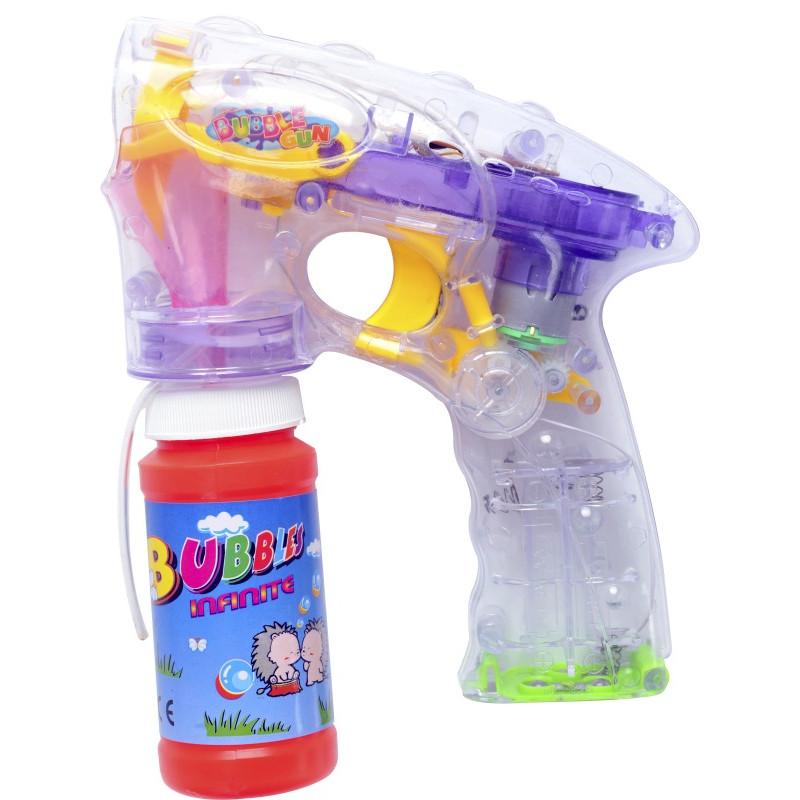 Pistole bublifuk
