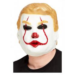 Maska Klaun prezident