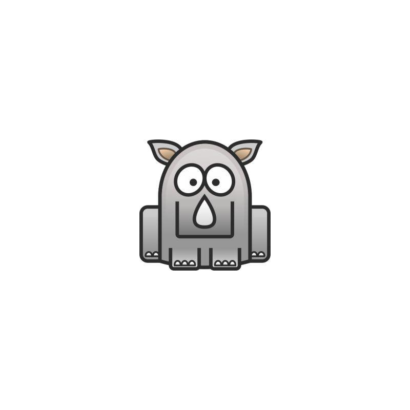 Plášť- Jednorožec