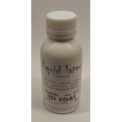 Tekutý latex 120 ml natural