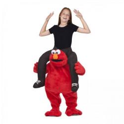 Dětský kostým Elmo únosce