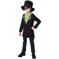 Dětský kostým Kostlivec Day of the dead