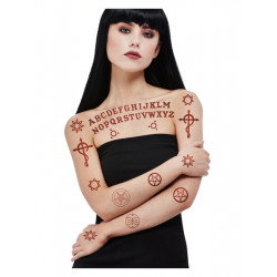 Tetování satanistické