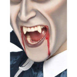 Bílé upíří zuby