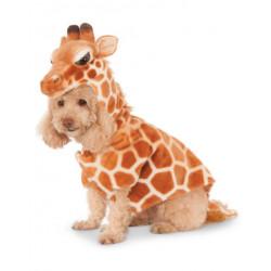 Kostým pro pejska Žirafa