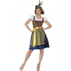 Kostým Bavorská žena