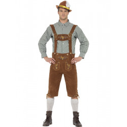 Kostým Bavorský muž