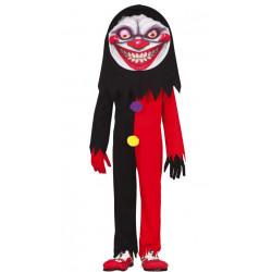 Dětský kostým Klaun s velkou hlavou
