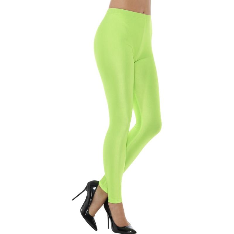 Legíny zelené, neonové