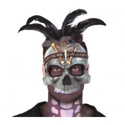 Maska Voodoo lebka