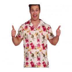 Kostým Havajská košile květy