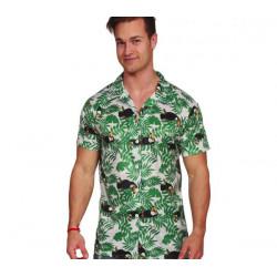 Kostým Havajská košile tukani