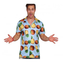 Kostým Havajská košile ananas