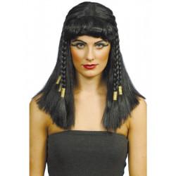 Paruka Cleopatra černá