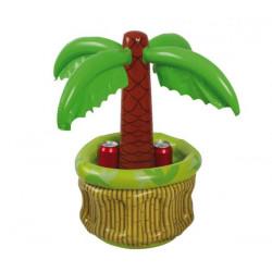 Nafukovací palma na plechovky