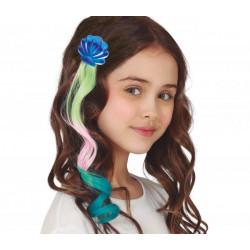 Sponka s vlasy Mořská panna